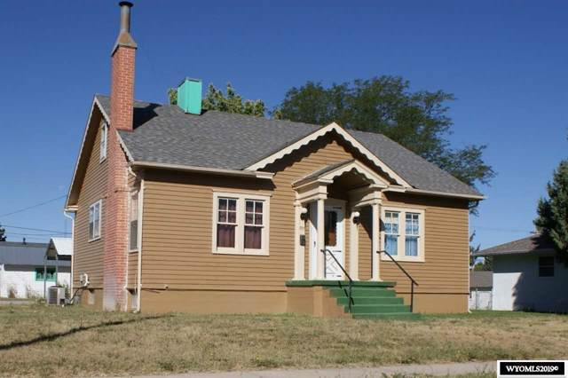 301 12th Street, Wheatland, WY 82201 (MLS #20195563) :: Lisa Burridge & Associates Real Estate