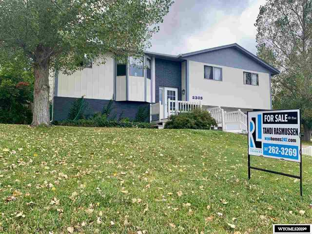 2305 39th Street, Casper, WY 82604 (MLS #20195566) :: Real Estate Leaders