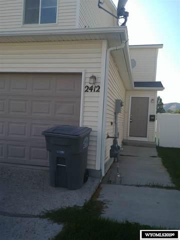 2412 Big Sky Trail, Rock Springs, WY 82901 (MLS #20195567) :: Lisa Burridge & Associates Real Estate