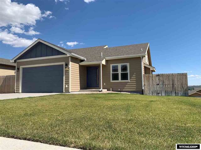 955 S 4th Avenue, Mills, WY 82644 (MLS #20195568) :: Real Estate Leaders