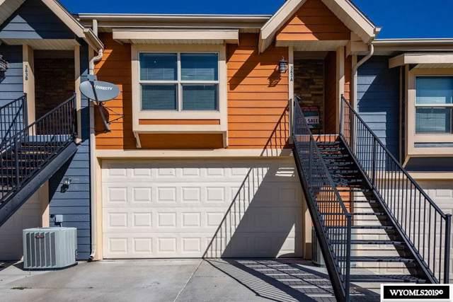 383 A Ridge Crossing, Green River, WY 82935 (MLS #20195569) :: Lisa Burridge & Associates Real Estate