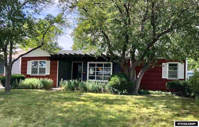 1764 S Conwell Street, Casper, WY 82601 (MLS #20195572) :: Lisa Burridge & Associates Real Estate
