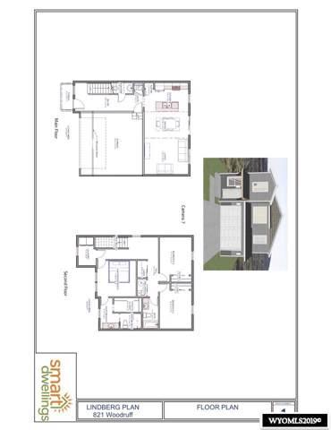 821 Woodruff Avenue, Rock Springs, WY 82901 (MLS #20195581) :: Lisa Burridge & Associates Real Estate
