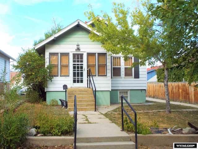 1514 S Cedar Street, Casper, WY 82601 (MLS #20195589) :: RE/MAX The Group