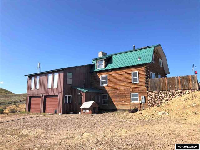 2586 Aspen Springs Rd, Kemmerer, WY 83101 (MLS #20195607) :: Lisa Burridge & Associates Real Estate
