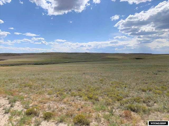 0 Cottonwood Road, Wheatland, WY 82201 (MLS #20195612) :: RE/MAX The Group