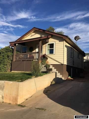 712 Wendt Avenue, Rock Springs, WY 82901 (MLS #20195619) :: Lisa Burridge & Associates Real Estate
