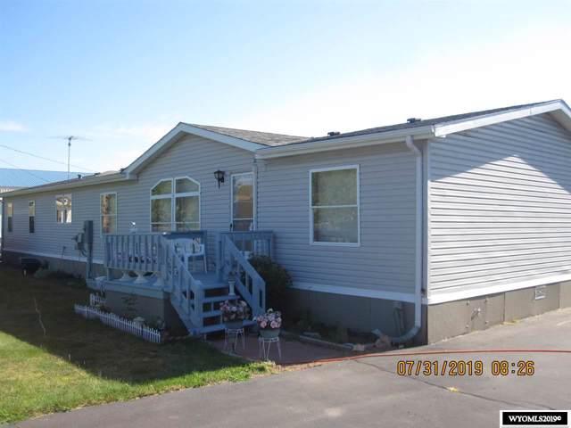 975 N Main Street, Buffalo, WY 82834 (MLS #20195633) :: Lisa Burridge & Associates Real Estate