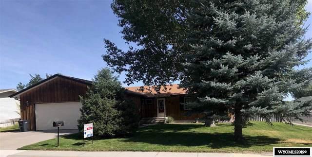 529 Downs Circle, Riverton, WY 82501 (MLS #20195634) :: Lisa Burridge & Associates Real Estate