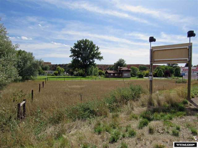 TBD 1 Highway 16 E, Ten Sleep, WY 82442 (MLS #20195636) :: RE/MAX The Group