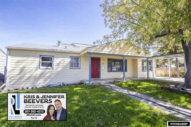 2149 S Richard Street, Casper, WY 82601 (MLS #20195648) :: Lisa Burridge & Associates Real Estate