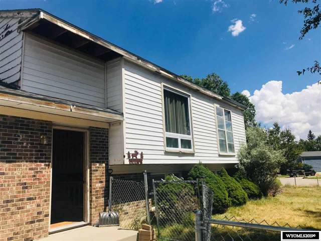 2215 Dunblane Drive, Rawlins, WY 82301 (MLS #20195670) :: Real Estate Leaders