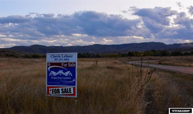 14 Amber Ridge Road, Glenrock, WY 82637 (MLS #20195691) :: Real Estate Leaders