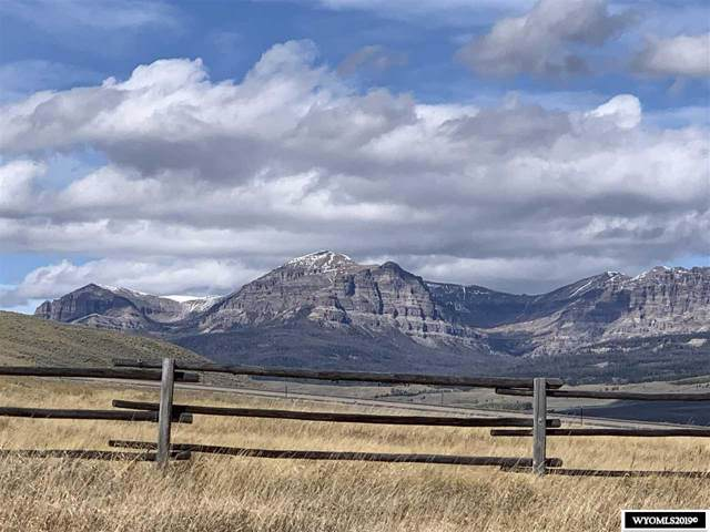 FR Lots 8 & 11 Riverview Park Drive, Dubois, WY 82513 (MLS #20195694) :: Real Estate Leaders