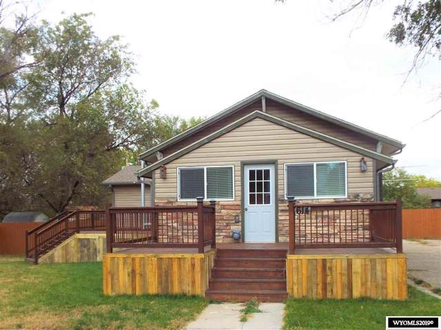 614 S 2nd Street, Glenrock, WY 82637 (MLS #20195717) :: RE/MAX The Group