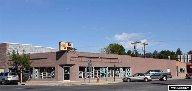 524 E Main Street, Riverton, WY 82501 (MLS #20195719) :: RE/MAX The Group
