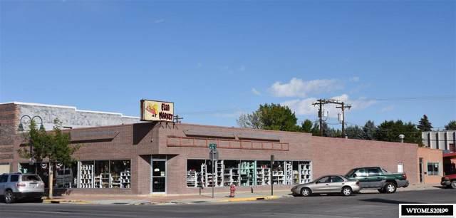 524 E Main Street, Riverton, WY 82501 (MLS #20195719) :: Real Estate Leaders