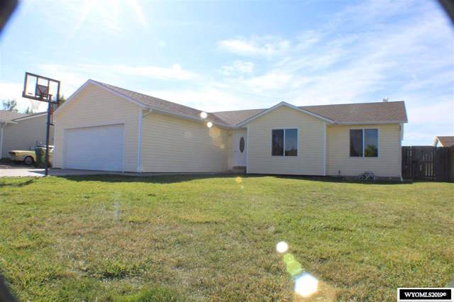 119 Arrow, Douglas, WY 82633 (MLS #20195720) :: RE/MAX The Group