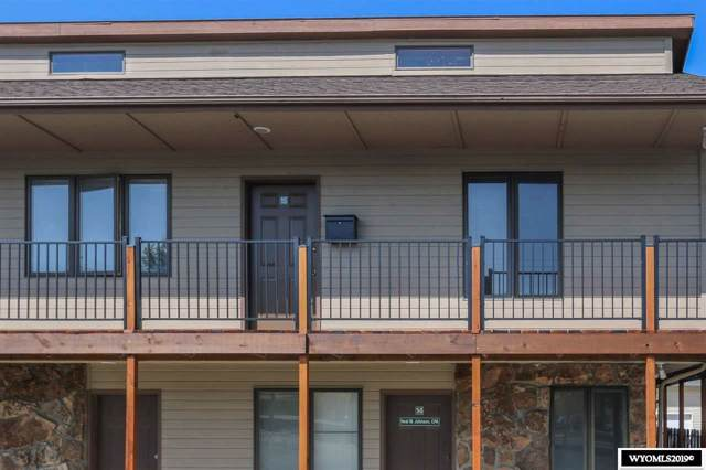 2510 E 15Th, Suite 15, Casper, WY 82609 (MLS #20195723) :: Lisa Burridge & Associates Real Estate