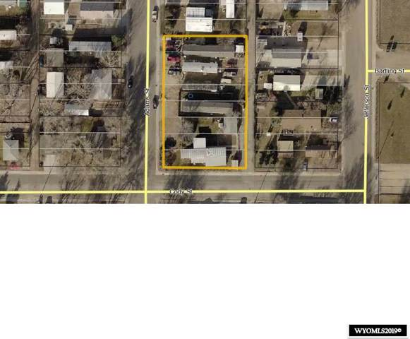 957 Adams Street, Douglas, WY 82633 (MLS #20195725) :: RE/MAX The Group