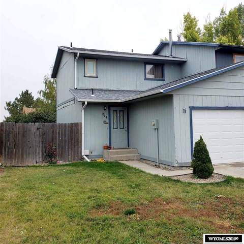 217 Monterey Way, Douglas, WY 82633 (MLS #20195743) :: RE/MAX The Group