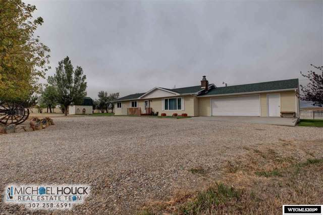 376 Round Up Road, Evansville, WY 82636 (MLS #20195744) :: RE/MAX The Group