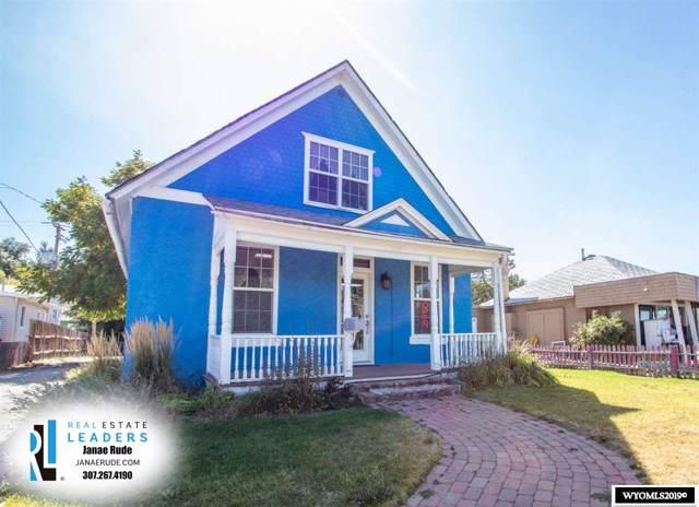 1035 E 2nd Street, Casper, WY 82601 (MLS #20195747) :: Real Estate Leaders