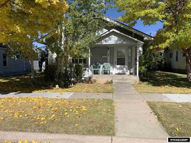 516 Sage, Evanston, WY 82930 (MLS #20195783) :: RE/MAX The Group