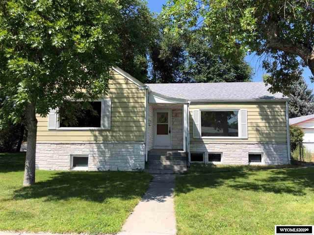102 E Pershing, Riverton, WY 82501 (MLS #20195797) :: Lisa Burridge & Associates Real Estate