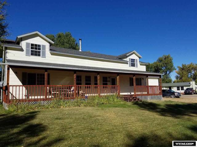 206 Evans, Elk Mountain, WY 82324 (MLS #20195818) :: RE/MAX The Group