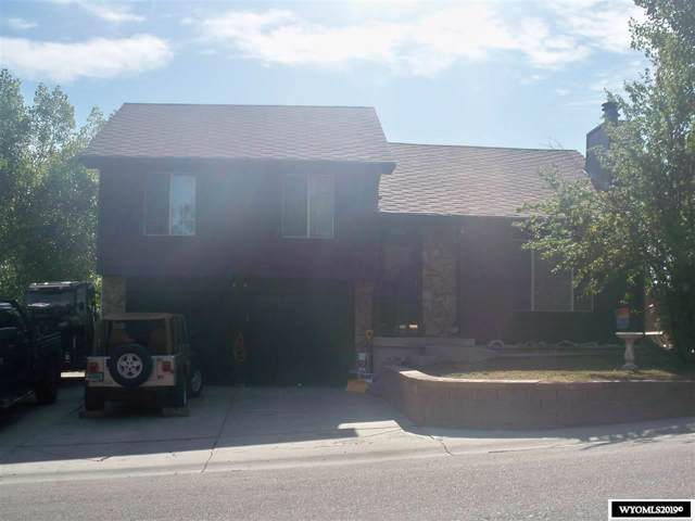 1113 Overland Drive, Rock Springs, WY 82901 (MLS #20195819) :: RE/MAX The Group