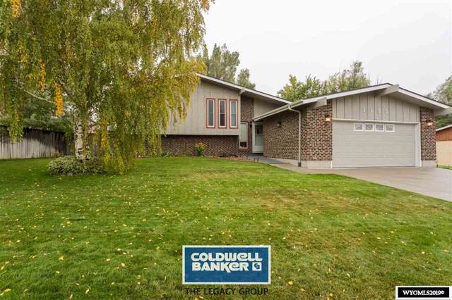 1155 Carriage Lane, Casper, WY 82609 (MLS #20195825) :: RE/MAX The Group