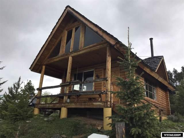 575 Lander Mountain Road, Lander, WY 82520 (MLS #20195830) :: Lisa Burridge & Associates Real Estate