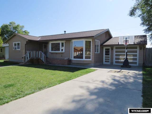 419 E Pine Street, Riverton, WY 82501 (MLS #20195834) :: Lisa Burridge & Associates Real Estate