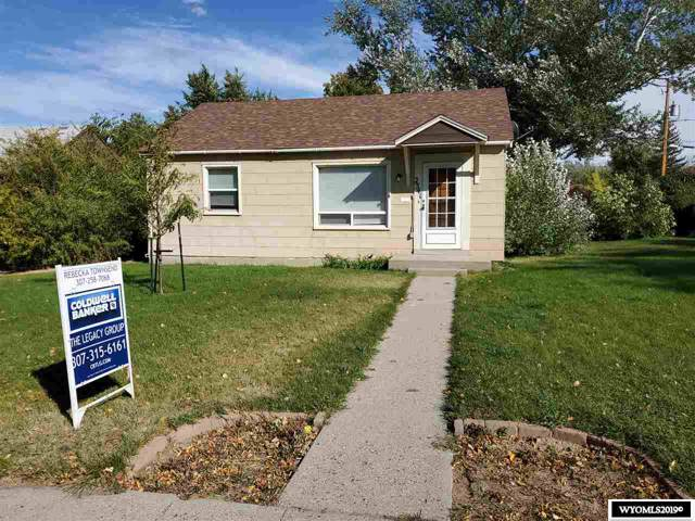 2341 Hanway Avenue, Casper, WY 82601 (MLS #20195840) :: RE/MAX The Group
