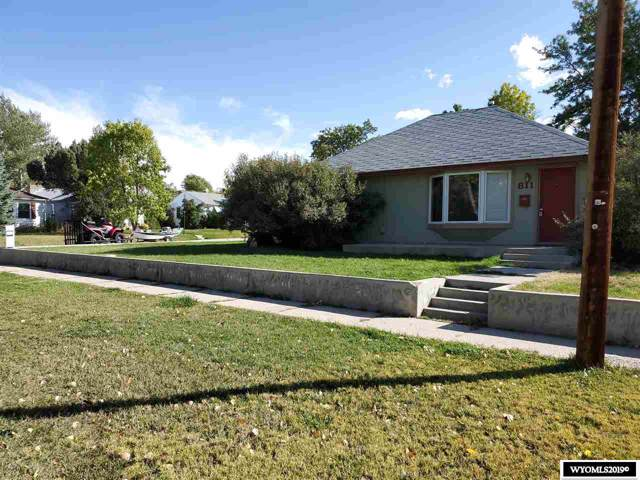 811 W. 19th Street, Casper, WY 82601 (MLS #20195842) :: RE/MAX The Group