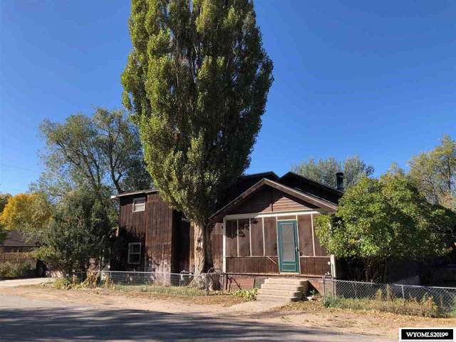 304 S 3rd, Saratoga, WY 82331 (MLS #20195859) :: Real Estate Leaders