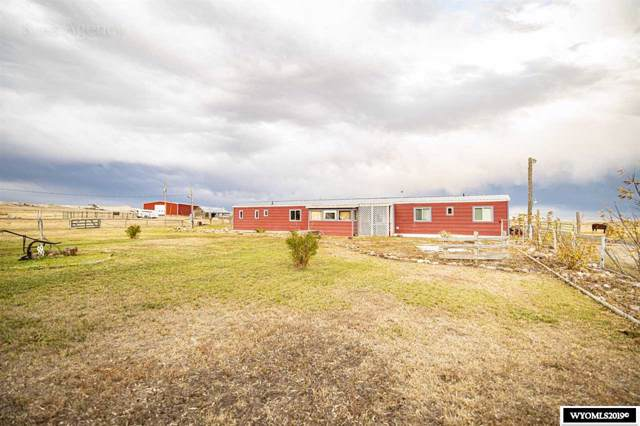 9 Spotted Horse Road, Douglas, WY 82633 (MLS #20195866) :: RE/MAX The Group