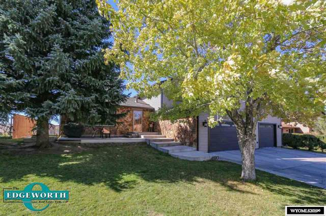 4820 S Oak Street, Casper, WY 82601 (MLS #20195878) :: RE/MAX The Group