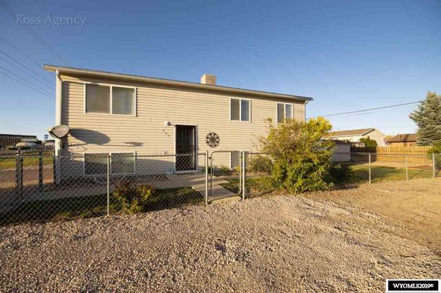 209 S Riverbend Drive, Douglas, WY 82633 (MLS #20195883) :: Lisa Burridge & Associates Real Estate