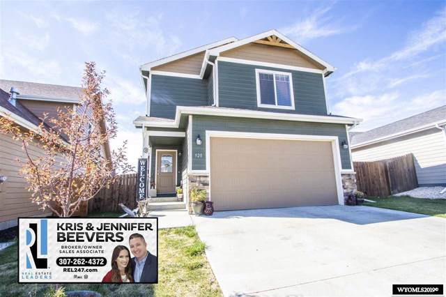 920 Pebble Mountain Drive, Casper, WY 82604 (MLS #20195893) :: RE/MAX The Group