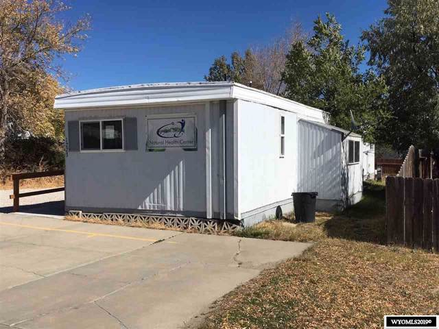 1223 Sigma Drive, Rawlins, WY 82301 (MLS #20195902) :: Lisa Burridge & Associates Real Estate