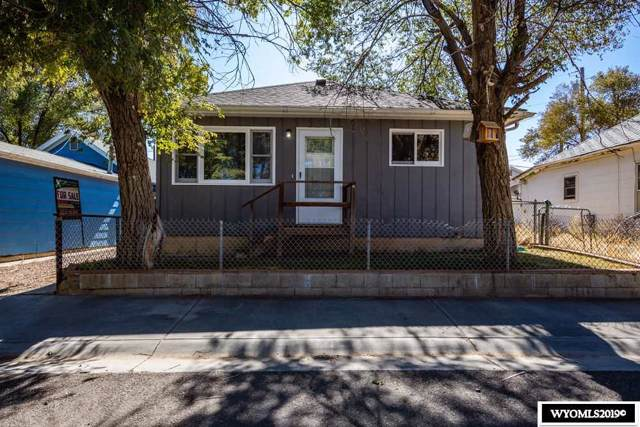 916 Potter Street, Rock Springs, WY 82901 (MLS #20195907) :: Lisa Burridge & Associates Real Estate
