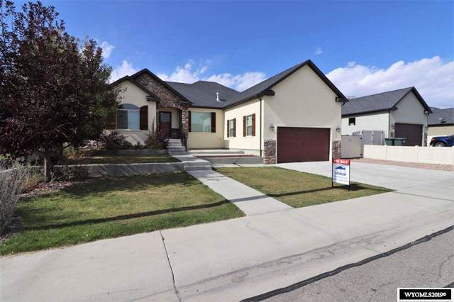 516 Talladega Drive, Rock Springs, WY 82901 (MLS #20195909) :: Lisa Burridge & Associates Real Estate