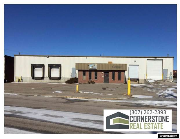 666 E C Street, Casper, WY 82601 (MLS #20195925) :: Lisa Burridge & Associates Real Estate