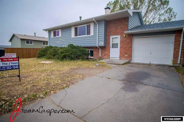 1811 Shumway, Casper, WY 82601 (MLS #20195926) :: RE/MAX The Group