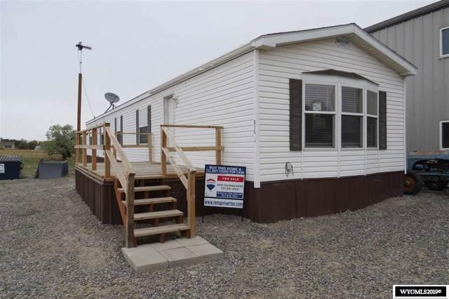 36.5 Blackfoot Ave, Riverton, WY 82501 (MLS #20195929) :: Lisa Burridge & Associates Real Estate