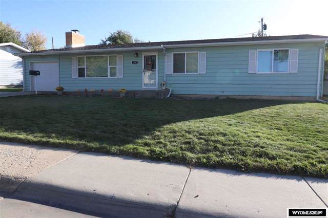 112 Valley Drive, Casper, WY 82604 (MLS #20195944) :: RE/MAX The Group