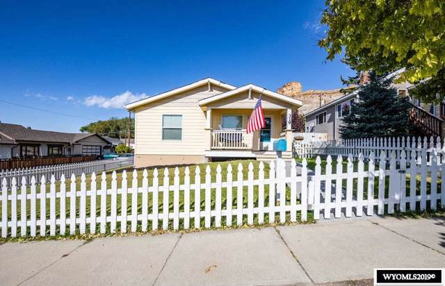 319 N 1st East Street, Green River, WY 82901 (MLS #20195947) :: Lisa Burridge & Associates Real Estate