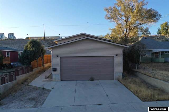 743 Ridge Avenue, Rock Springs, WY 82901 (MLS #20195949) :: Lisa Burridge & Associates Real Estate